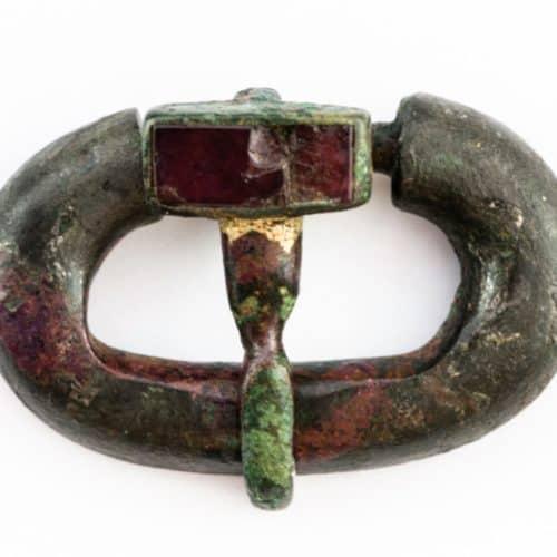 Anglo Saxon 9 buckle