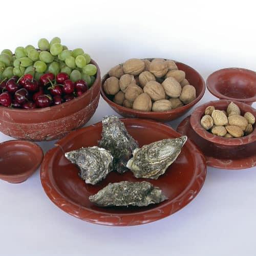 Romans 10 Roman Samian ware