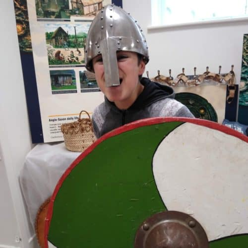 Anglo-Saxons Resources Anglo-Saxon Warrior School