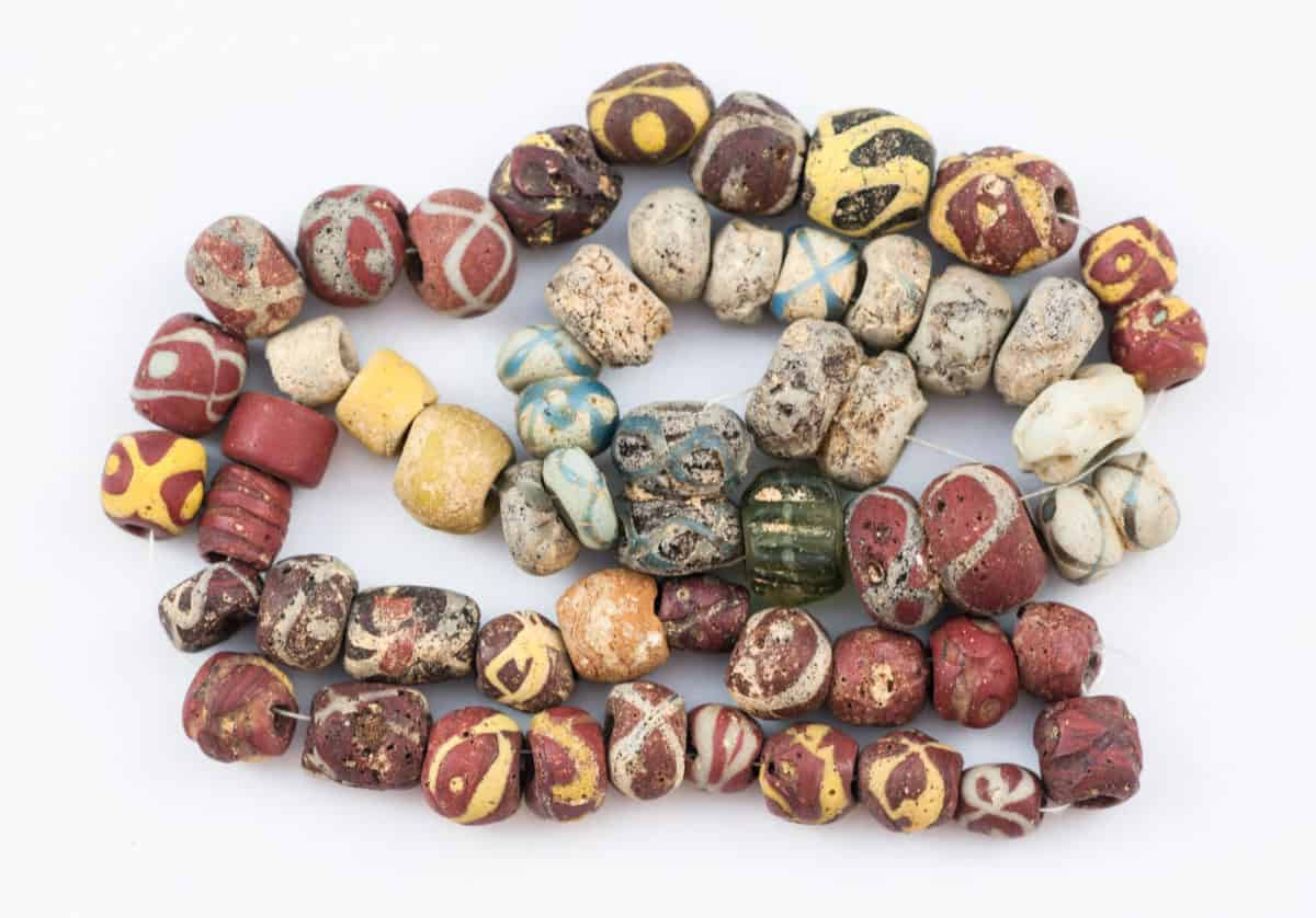 Anglo-Saxons Resources Anglo-Saxons 3a beads