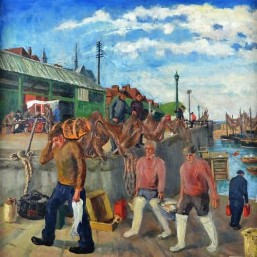 Maritime 4 F3712 Loading the Catch 1955 updated