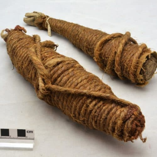 Maritime 5 F6160 - Tobacco twists wrapped in rope