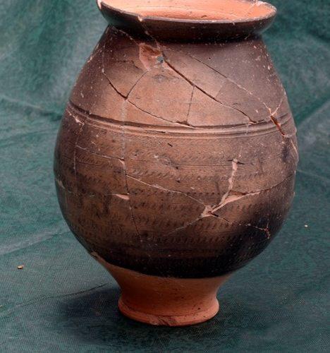 Stone Age to Iron Age 6 Terra rubra