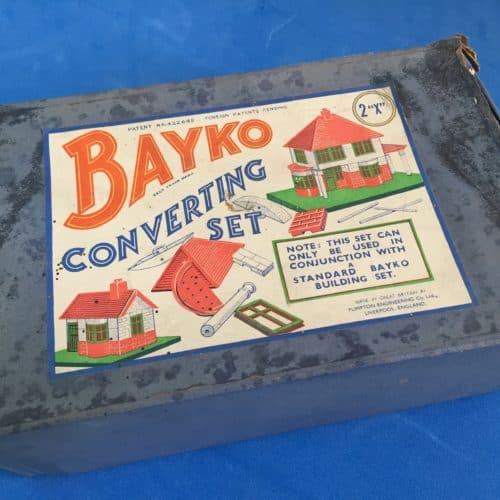 WW2 16 Bayko box