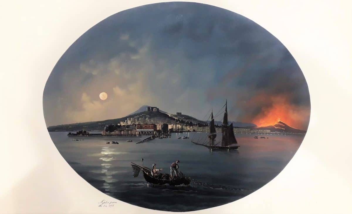 Master 18b Naples from the sea 1872