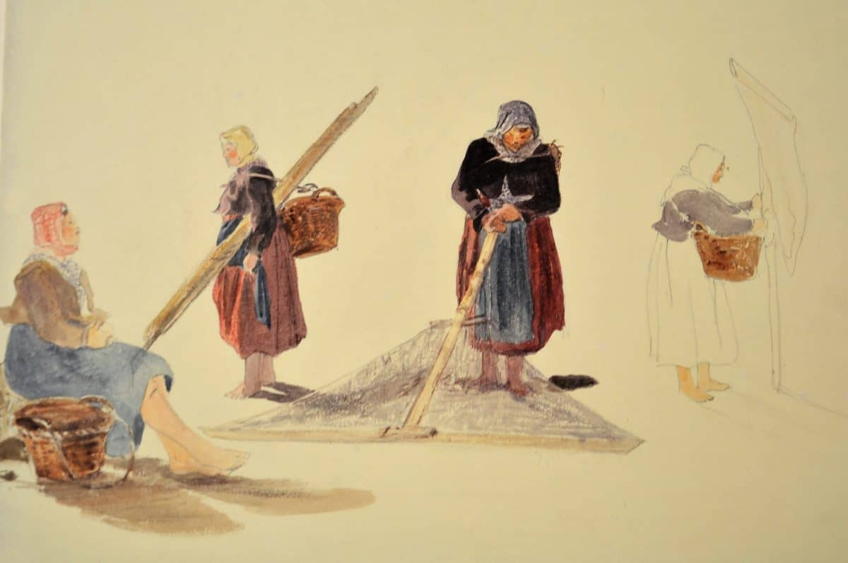 Master 5c 199 - COLLINS, William - Boulogne Fisherwomen