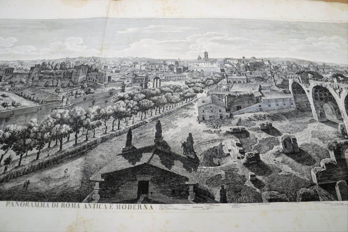 Master 9 Panorama of Rome 4