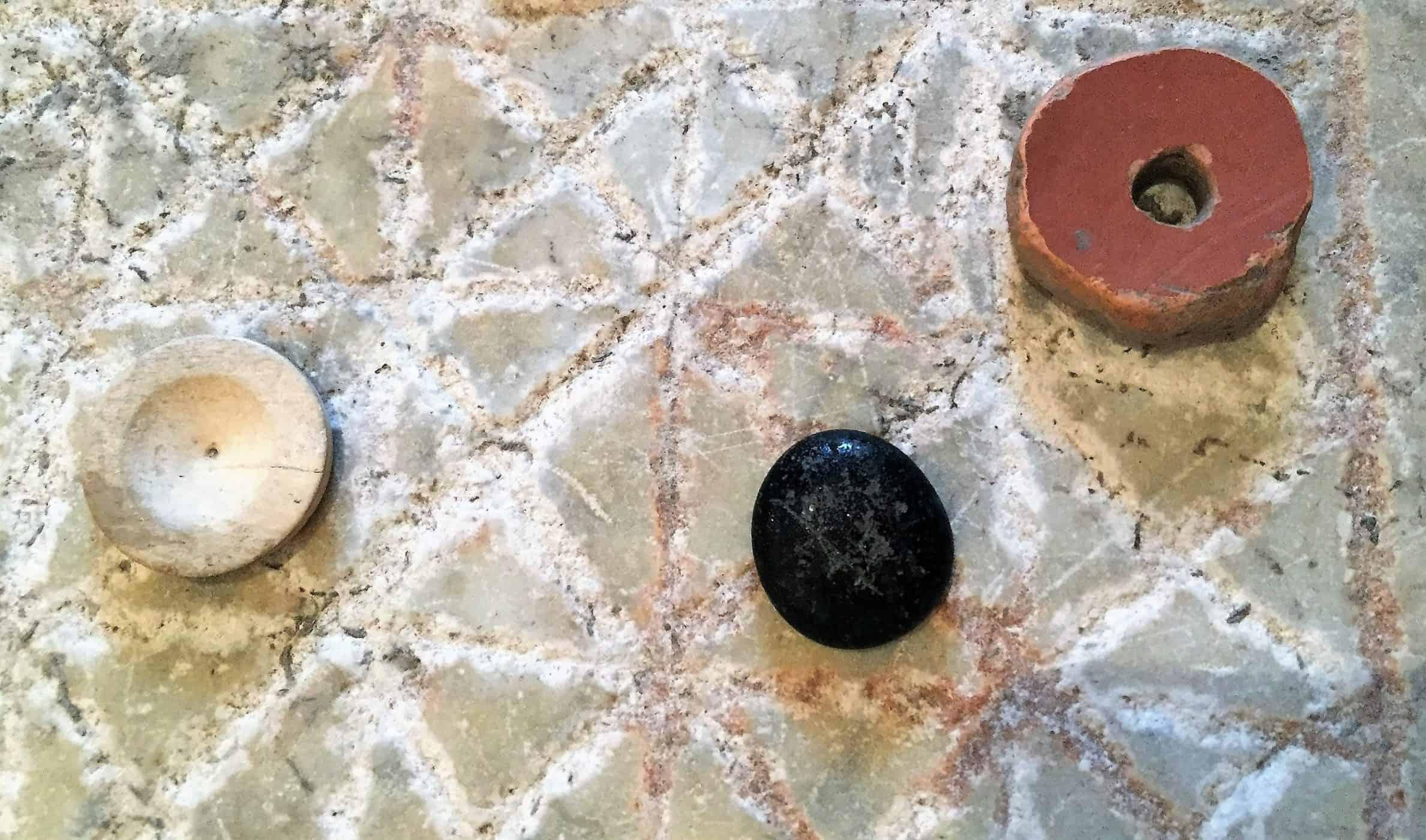 Romans Resources Last throw of the dice