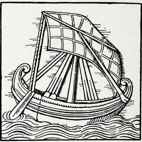 Romans Resources Roman merchant ship