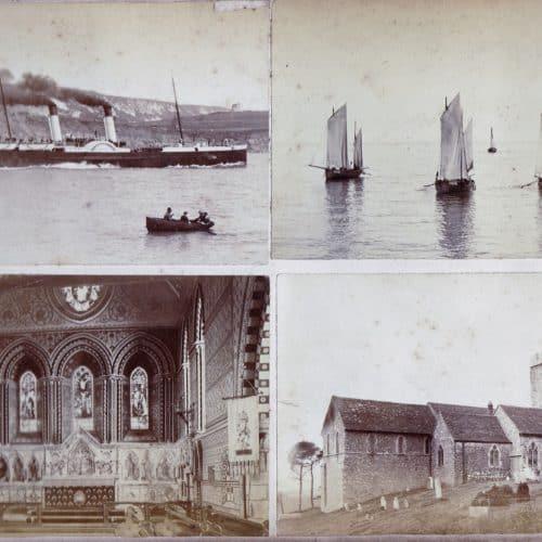 Seaside Holidays Resources Victorian Photo Album