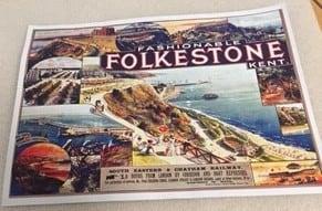 Fashionable folkestone poster image 1